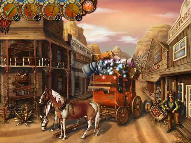 wild west story: the beginning screenshots 1