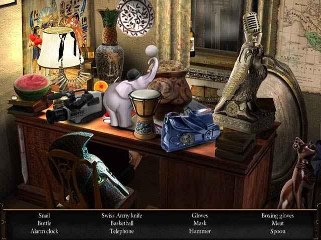 art of murder: deadly secrets screenshots 3