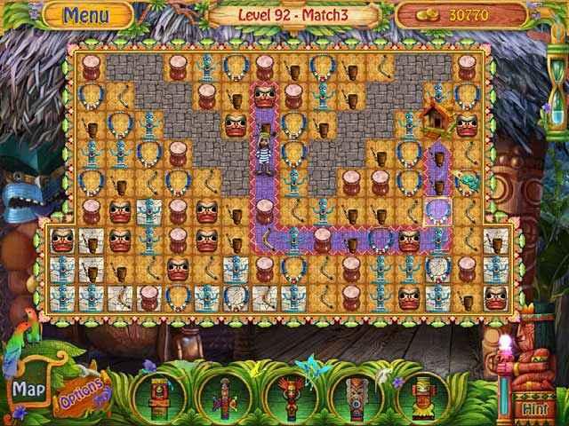 robin's island adventure screenshots 1