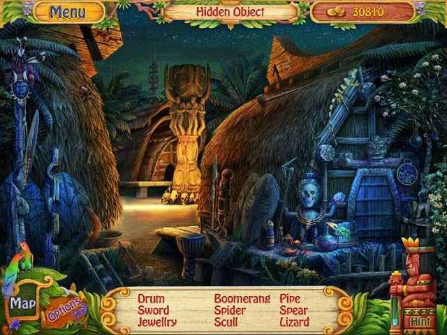 robin's island adventure screenshots 2