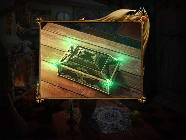 spirits of mystery: amber maiden collector's edition screenshots 2