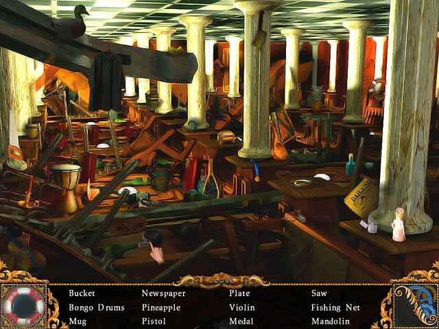 epic escapes: dark seas screenshots 1