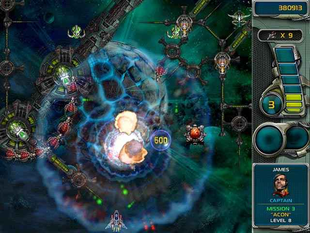 star defender iii screenshots 1