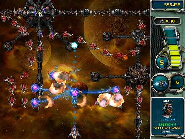 star defender iii screenshots 2
