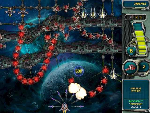 star defender iii screenshots 3