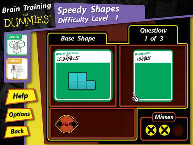 brain training for dummies screenshots 1