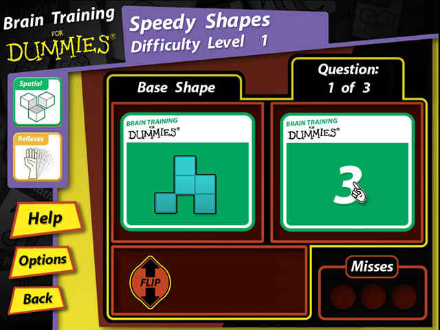 brain training for dummies screenshots 3
