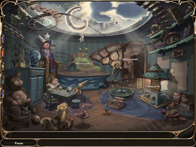 dream chronicles: the book of water collector's edition screenshots 2