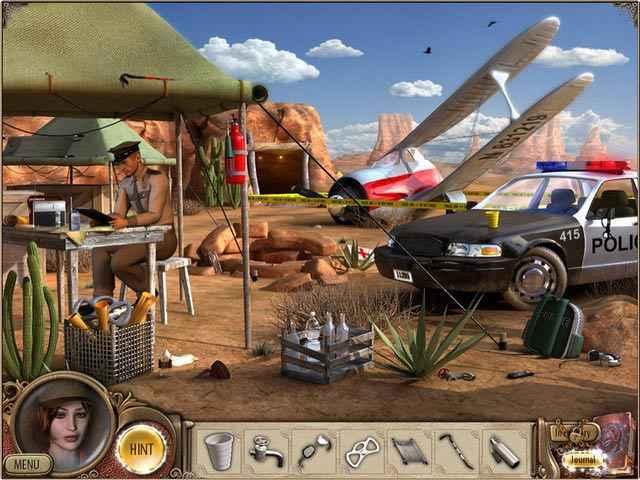 amanda rose: the game of time screenshots 1