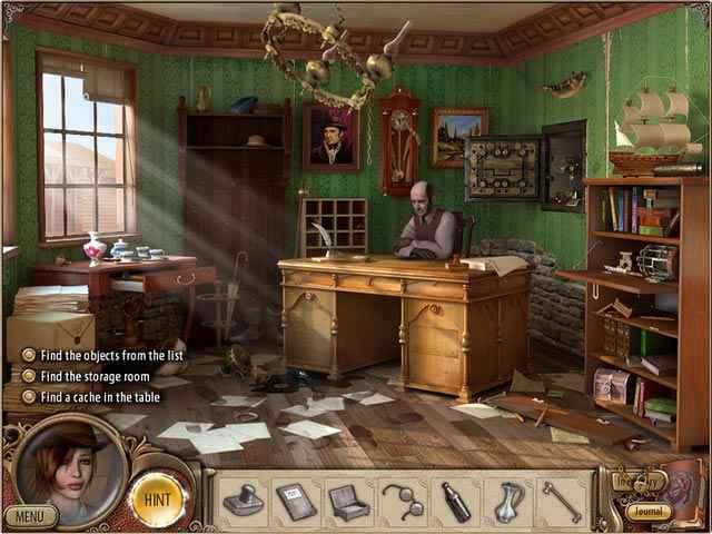 amanda rose: the game of time screenshots 2