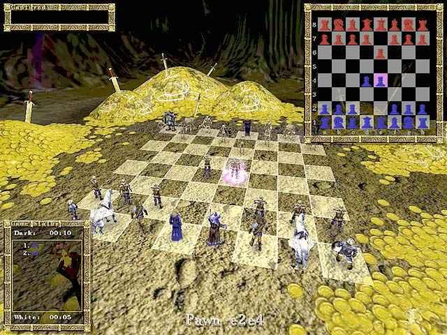 war chess screenshots 2