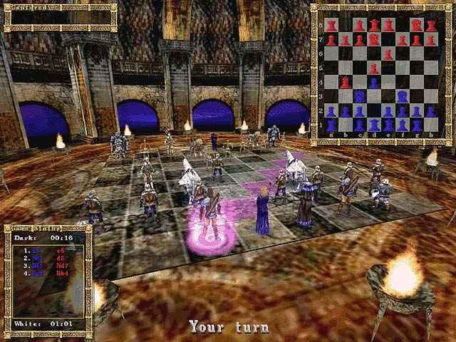 war chess screenshots 3
