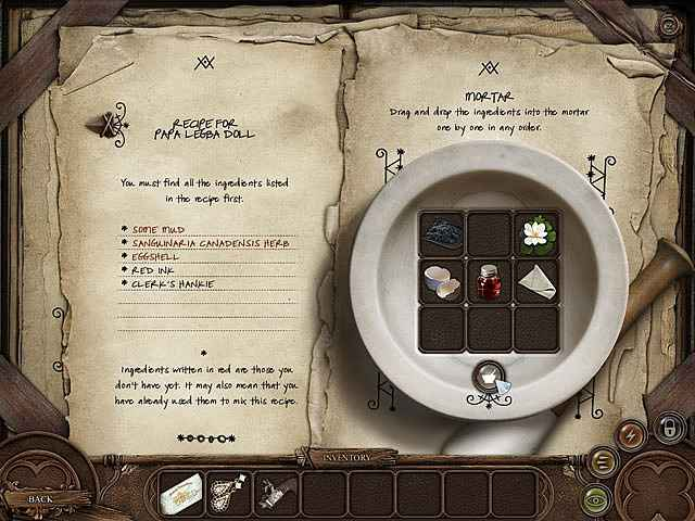 voodoo whisperer: curse of a legend collector's edition screenshots 2