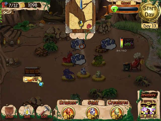 dragon keeper screenshots 2
