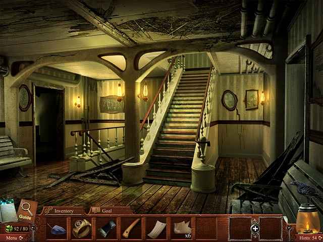 midnight mysteries: devil on the mississippi collector's edition screenshots 2