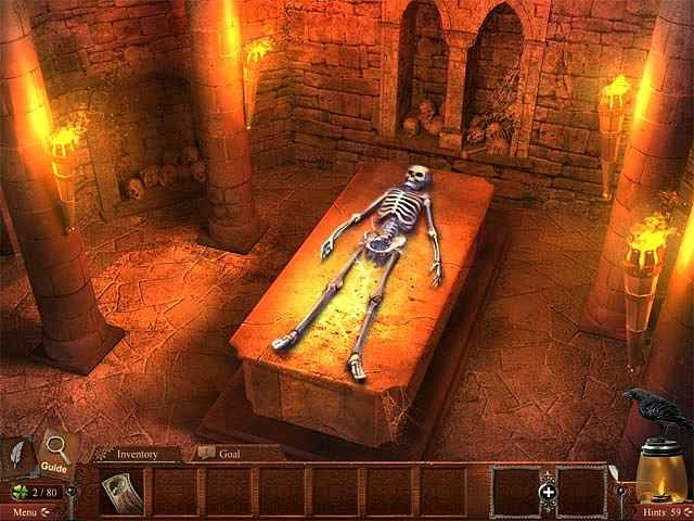 midnight mysteries: devil on the mississippi collector's edition screenshots 3