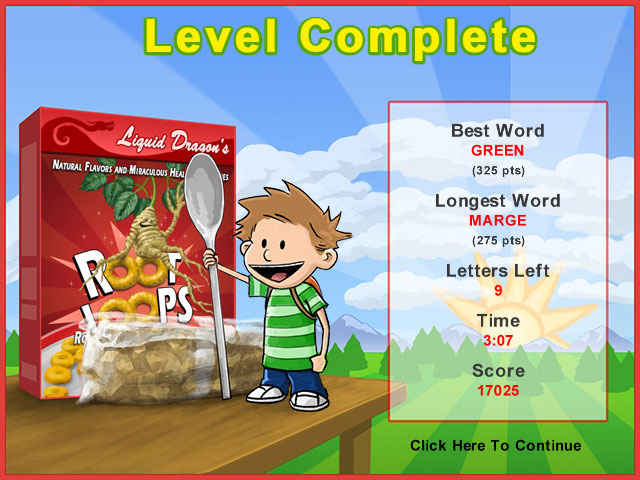 word krispies screenshots 3