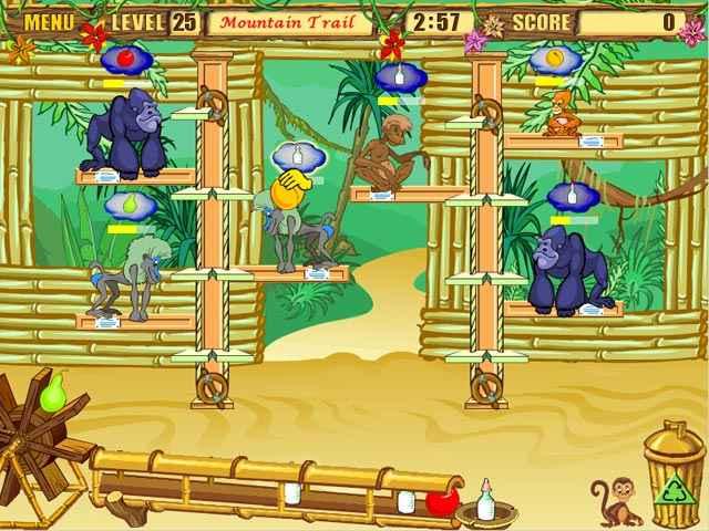 monkey business screenshots 1