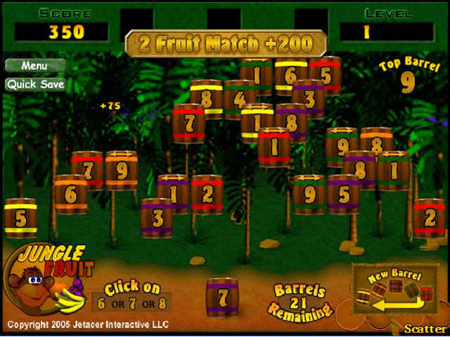 jungle fruit screenshots 3