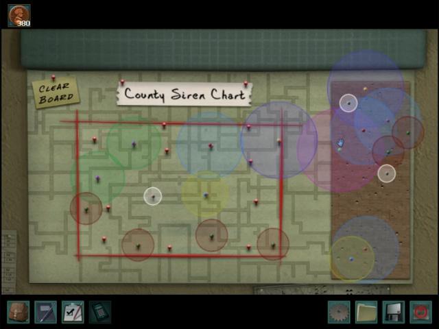 nancy drew: the trail of the twister screenshots 2