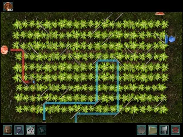 nancy drew: the trail of the twister screenshots 3