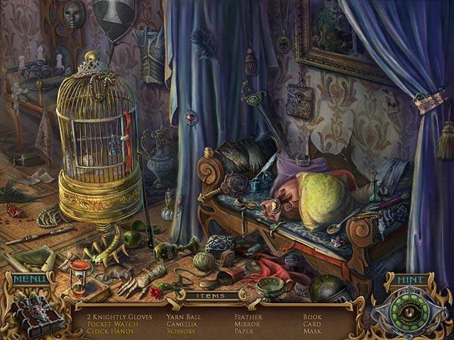 spirits of mystery: amber maiden screenshots 1