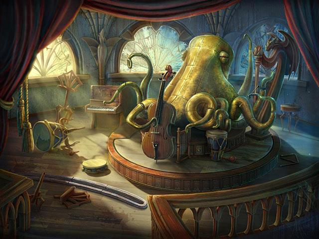 spirits of mystery: amber maiden screenshots 2