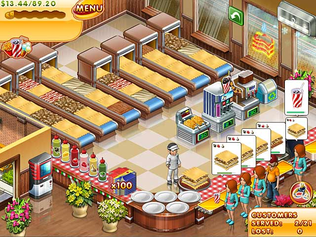 stand o'food 3 screenshots 3