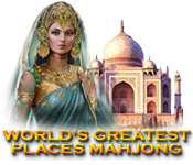 World's Greatest Places Mahjong game feature image