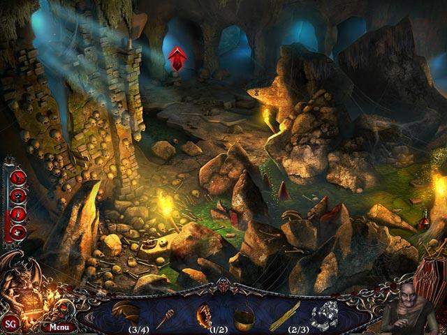 dracula: love kills collector's edition screenshots 2
