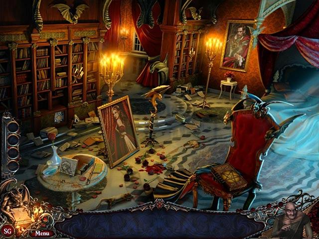 dracula: love kills collector's edition screenshots 3
