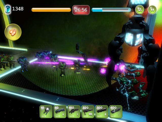 alien hallway screenshots 1