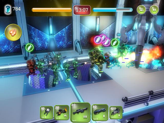 alien hallway screenshots 2