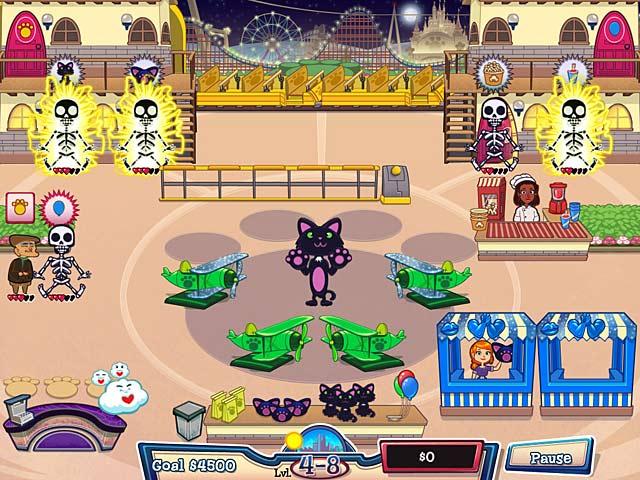 chloe's dream resort screenshots 1