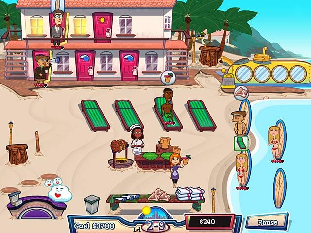 chloe's dream resort screenshots 3