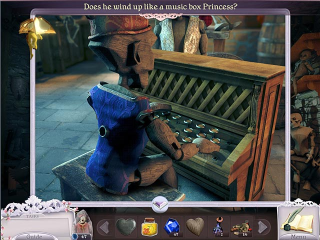 princess isabella: return of the curse screenshots 2