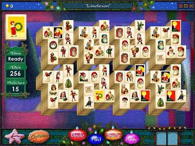 mahjong holidays 2006 screenshots 1