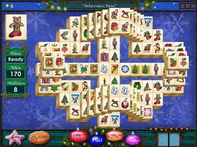 mahjong holidays 2006 screenshots 2