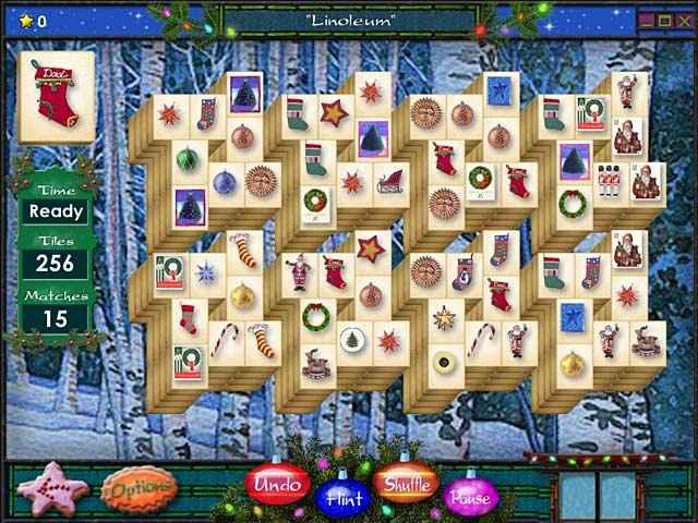 mahjong holidays 2006 screenshots 3