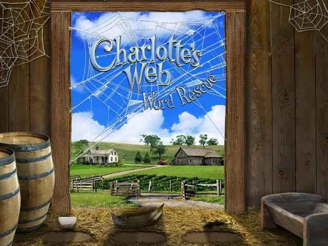 charlotte's web - word rescue screenshots 3