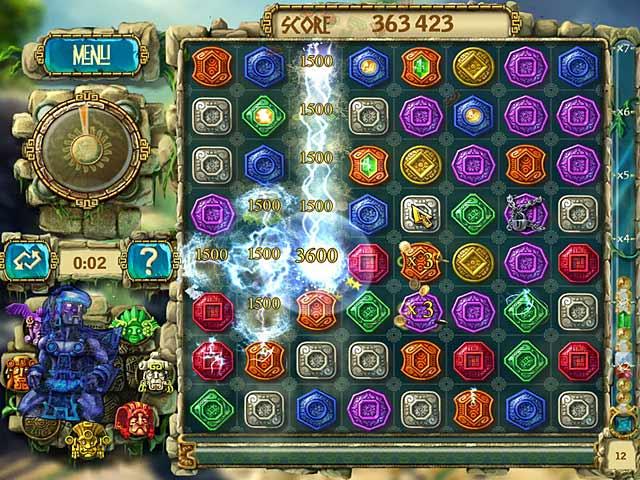 the treasures of montezuma 3 screenshots 1