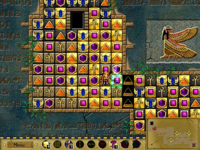 jewels of cleopatra screenshots 1