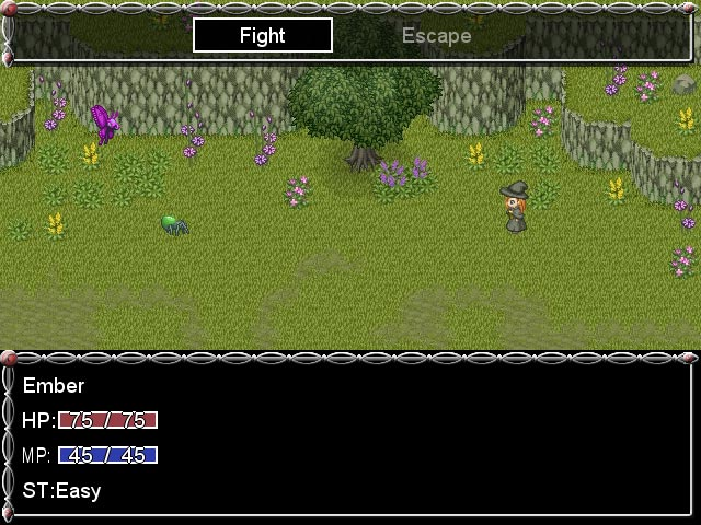 the witch and the warrior screenshots 3