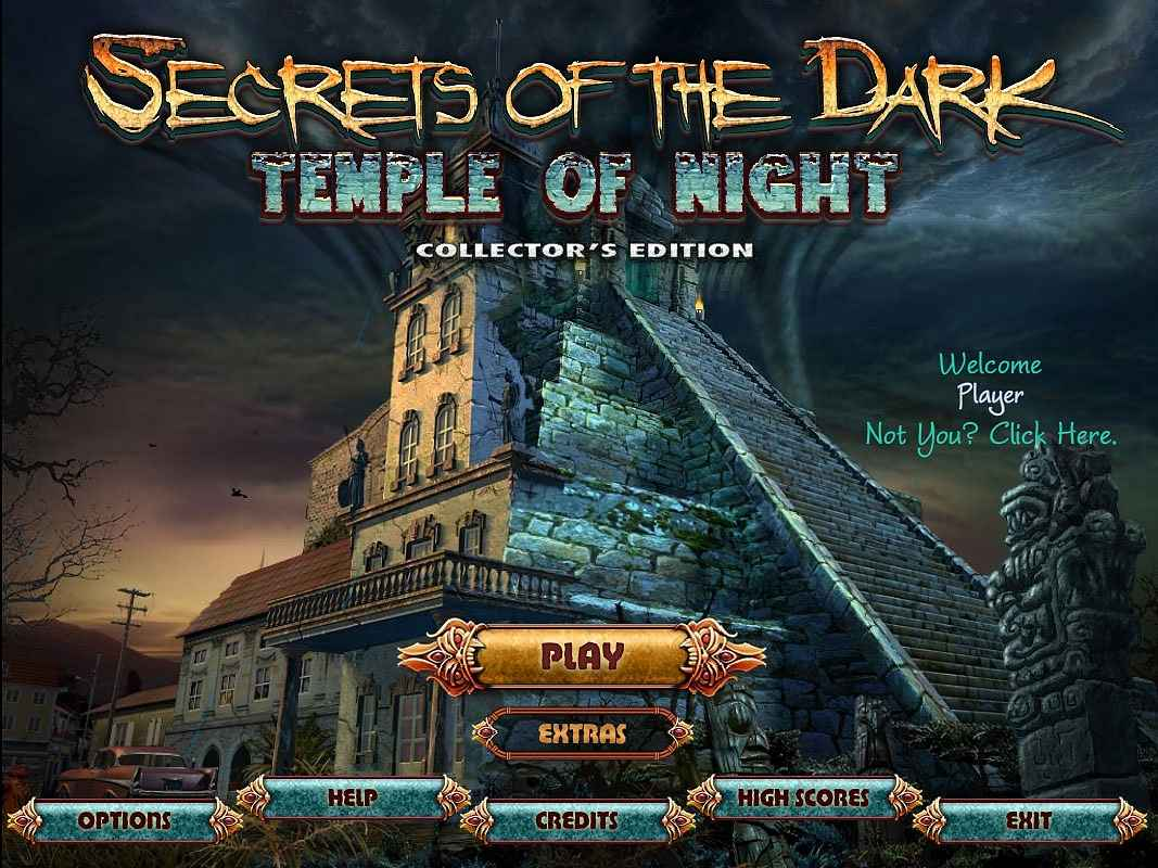 secrets of the dark: temple of night collector's edition screenshots 1