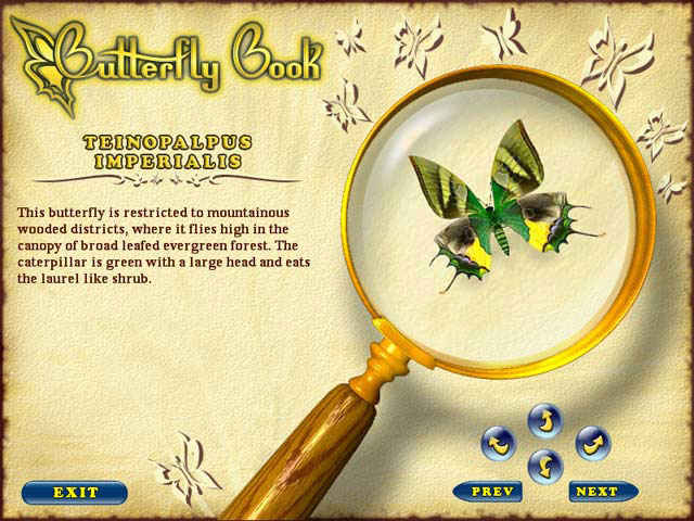 butterfly escape screenshots 3