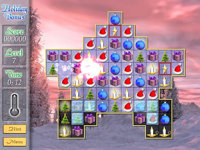 holiday bonus screenshots 2
