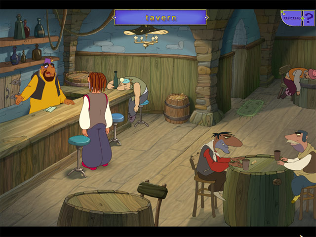 sinbad: in search of magic ginger screenshots 3