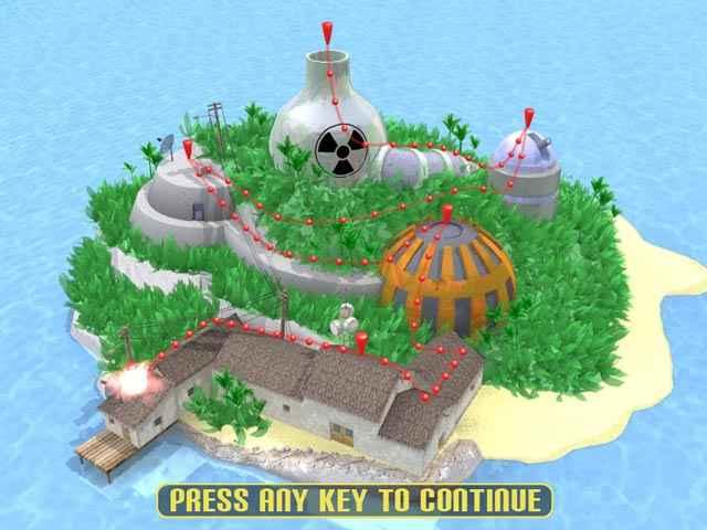 doc tropic's fusion island screenshots 3