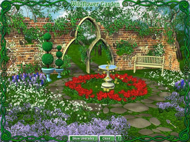 enchanted gardens screenshots 2