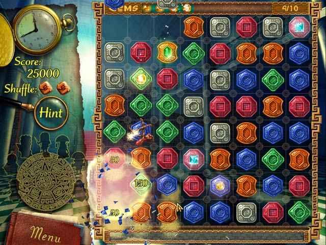 the treasures of montezuma screenshots 1